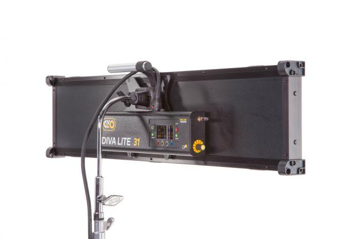 Kino flo diva-lite 31 led dmx (cenre-mount)
