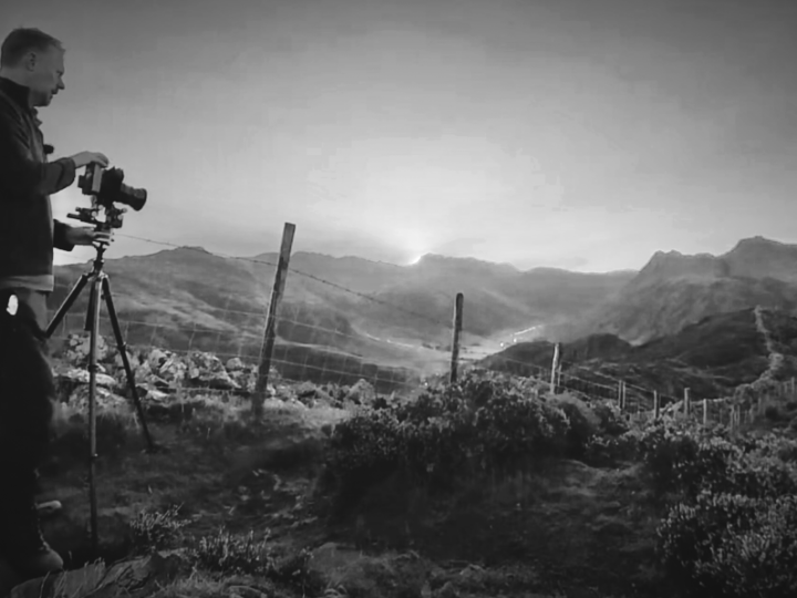 Photographing the Lake District with James Bell and the Cambo Actus-XCD