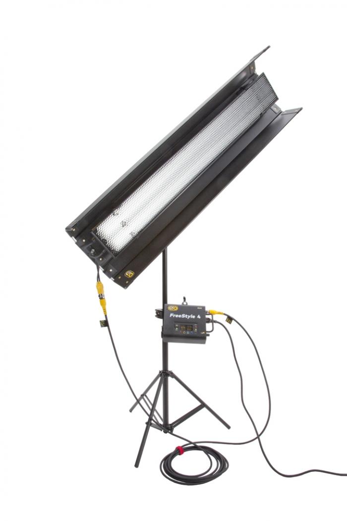 Kino flo freestyle t42 led dmx system