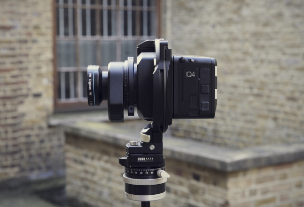 Introduction to the xt iq4 camera system