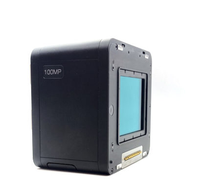Pre-owned phase one iq3 100mp digital back