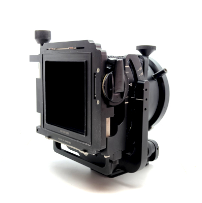 Pre-owned hasselblad flexbody