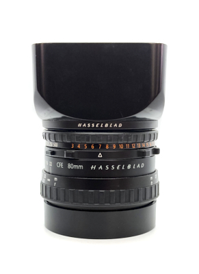 Pre-owned hasselblad planar cfe 80mm f2.8