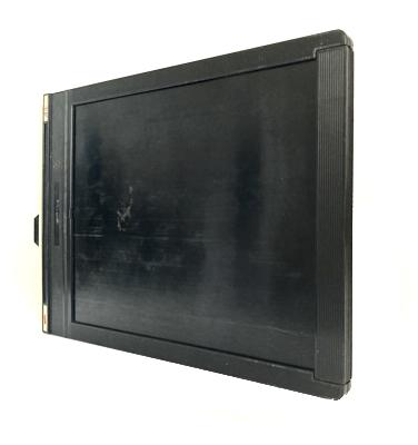 Pre-owned fidelity elite 10×8 double dark slide