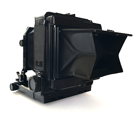 Pre-owned toyo 45aii field camera