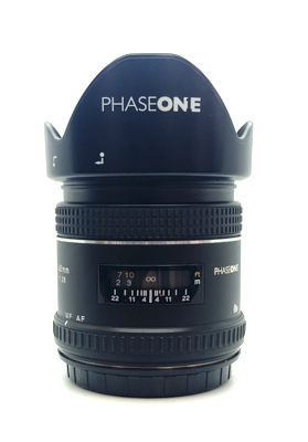 Pre-owned phase one 45mm f2.8