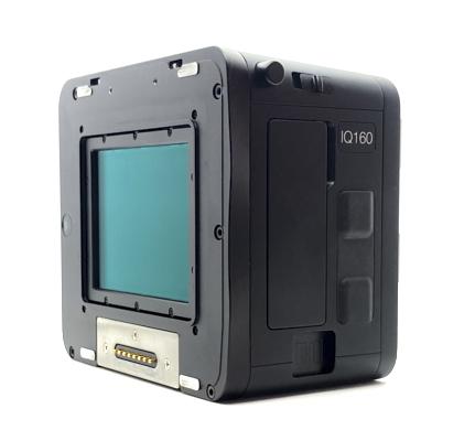 Pre-owned phase one iq1 60mp digital back