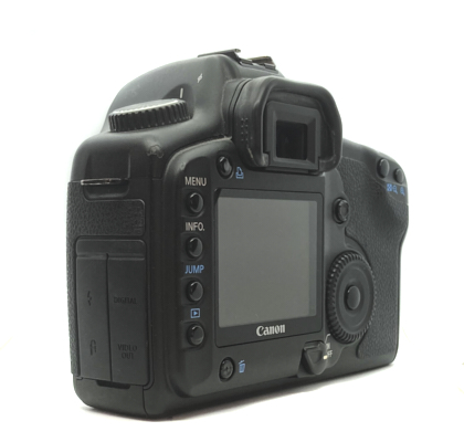 Pre-owned canon 5d body