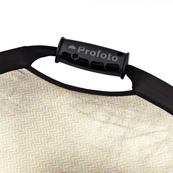 Profoto collapsible reflector m sunsilver/white (100962)