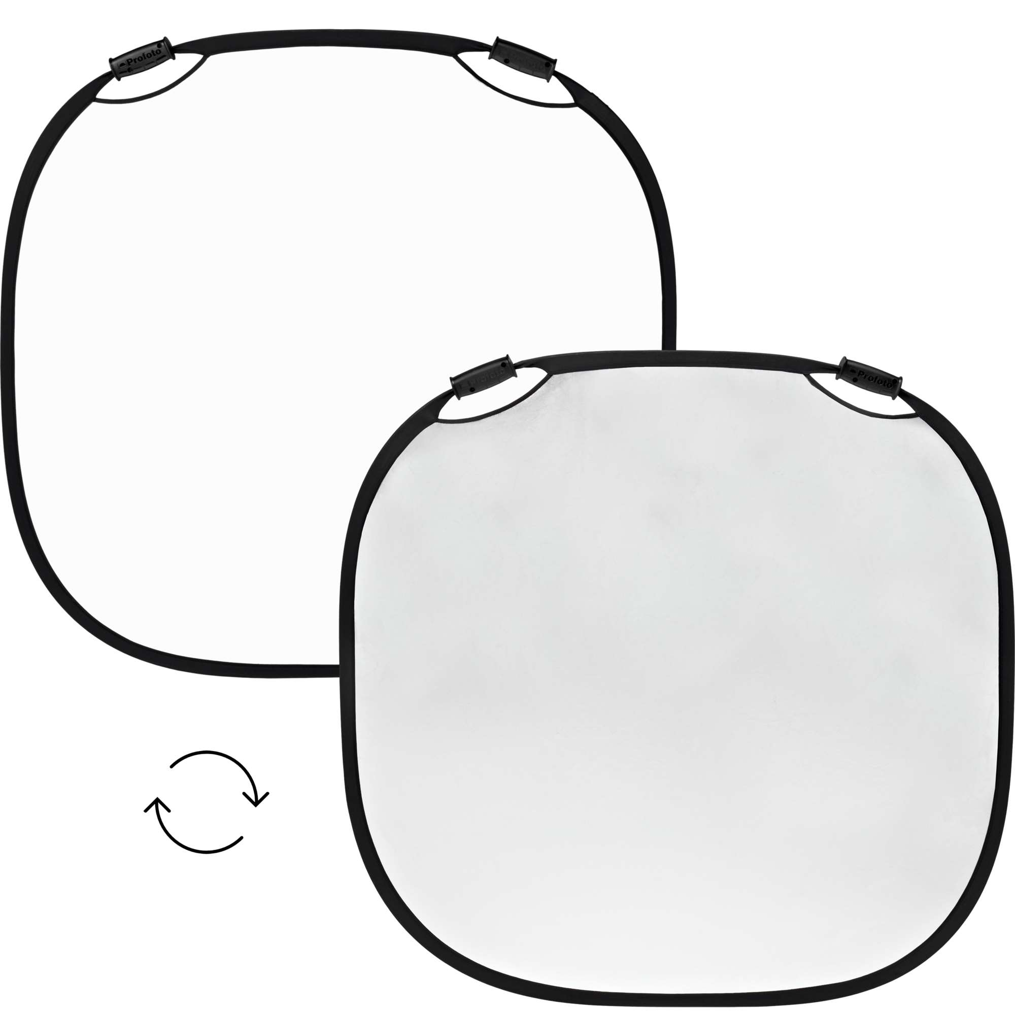 Profoto collapsible reflector l silver/white (100961)