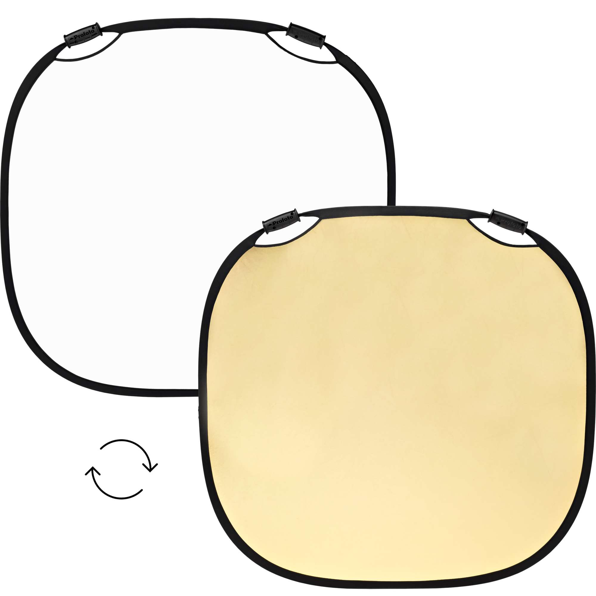 Profoto collapsible reflector l gold/white (100965)