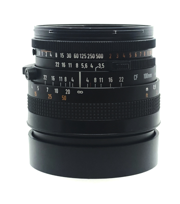 Pre-owned hasselblad cf 100mm f3.5