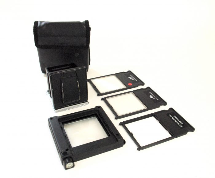 Pre-owned hasselblad flex body kit