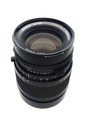 Pre-owned hasselblad sonnar cf 150mm f4 t*