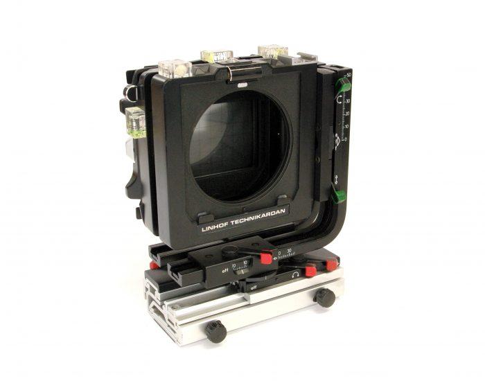 Pre-owned linhof technikarden 23 kit