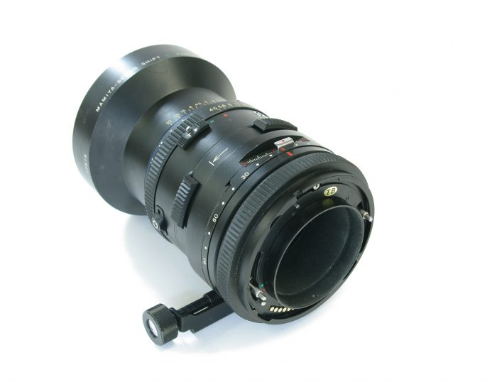 Pre-owned mamiya rz sekor z 75mm f4.5 shift lens