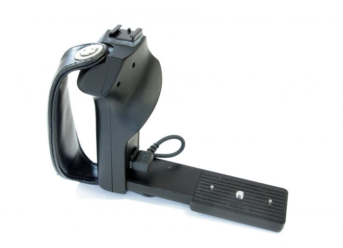 Pre-owned mamiya rz67 hand grip with electronic release