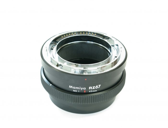Pre-owned mamiya rz67 no 1 auto extension tube