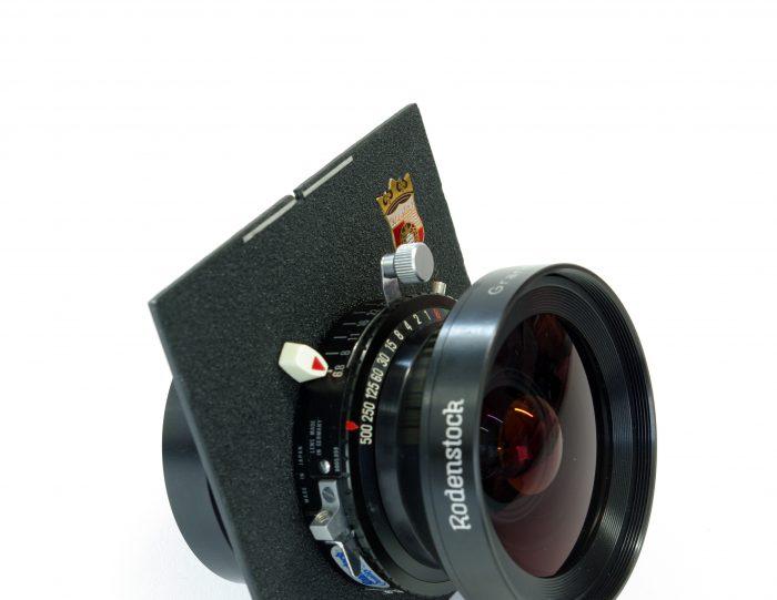 Pre-owned rodenstock grandagon-n 90mm f6.8