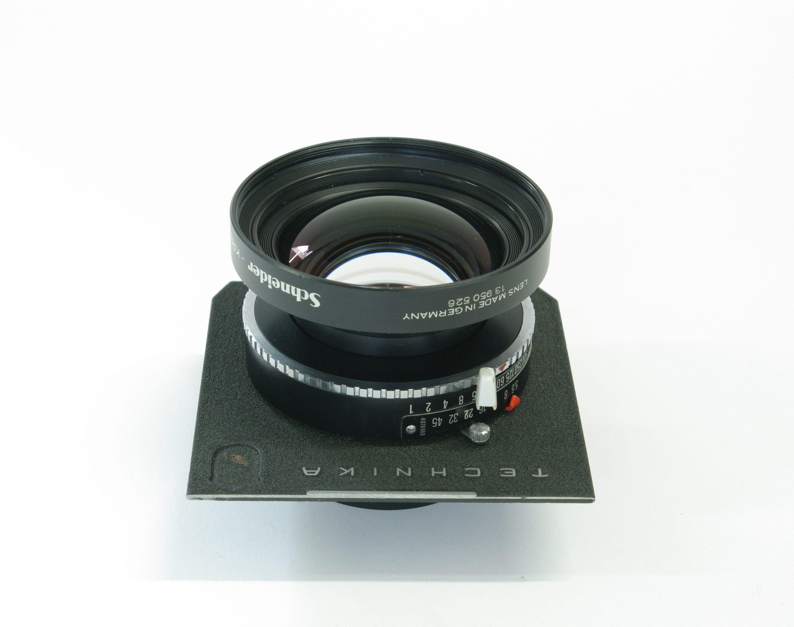 Pre-owned schneider-kreuznach symmar-s 210mm f5.6 linhof select
