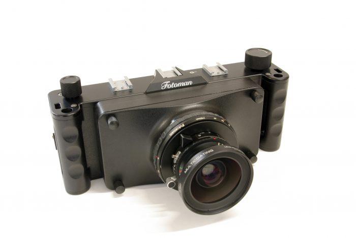 Fotoman 617 Schneider Super Angulon 90mm F8.0 2
