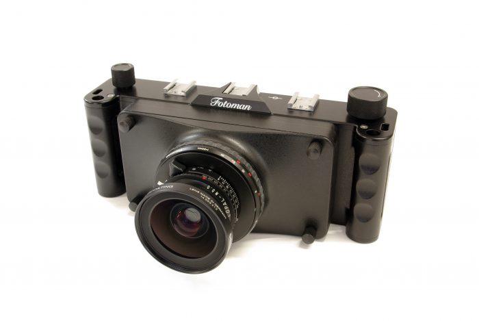 Fotoman 617 Schneider Super Angulon 90mm F8.0