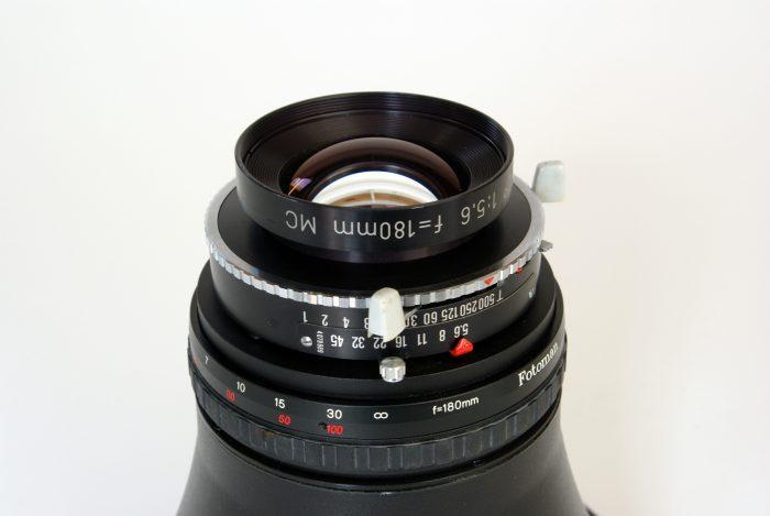 Fotoman 617 Schneider Super Angulon 90mm F8.0 9