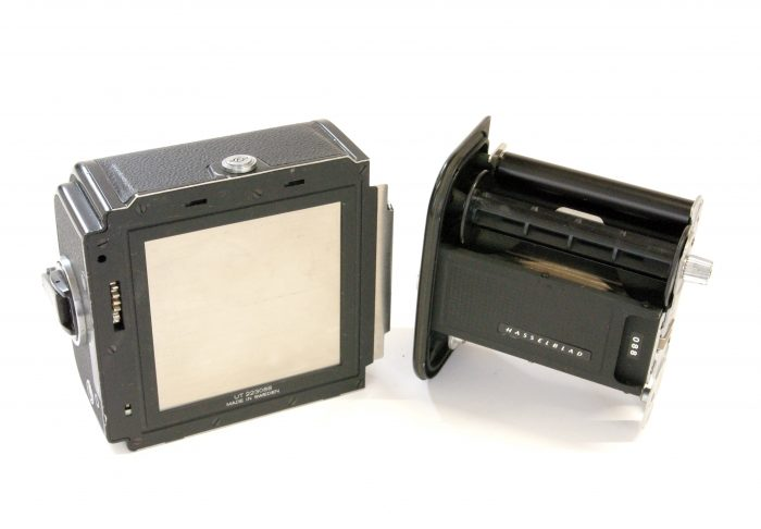 Hasselblad A16 Black 4