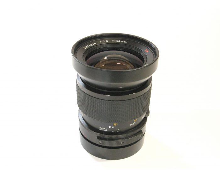 Hasselblad FE 50mm F2.8 Distagon 3