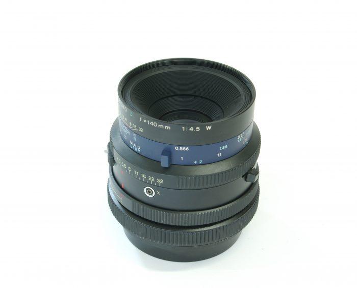 Mamiya RZ 140mm F4.5 Z Macro 3