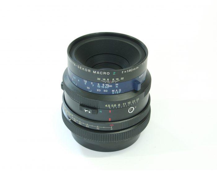 Mamiya RZ 140mm F4.5 Z Macro