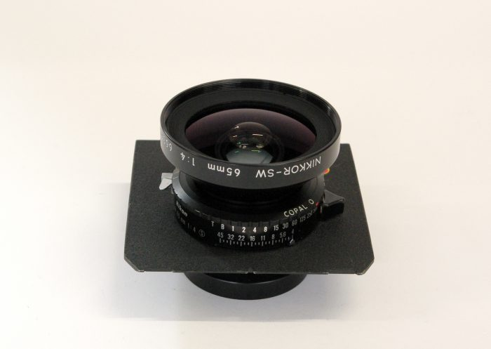 Nikon SW 65mm F4.0 3