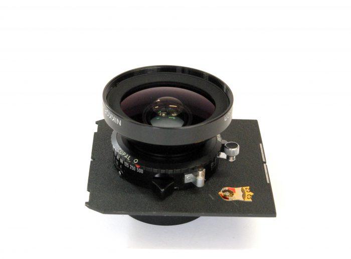 Nikon SW 65mm F4.0 4