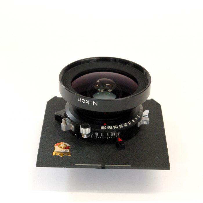 Nikon SW 65mm F4.0