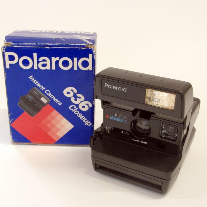 Polaroid 636 Close Up Box