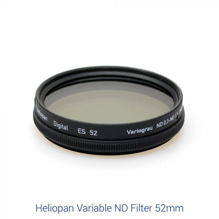 Heliopanvariablendfilter52