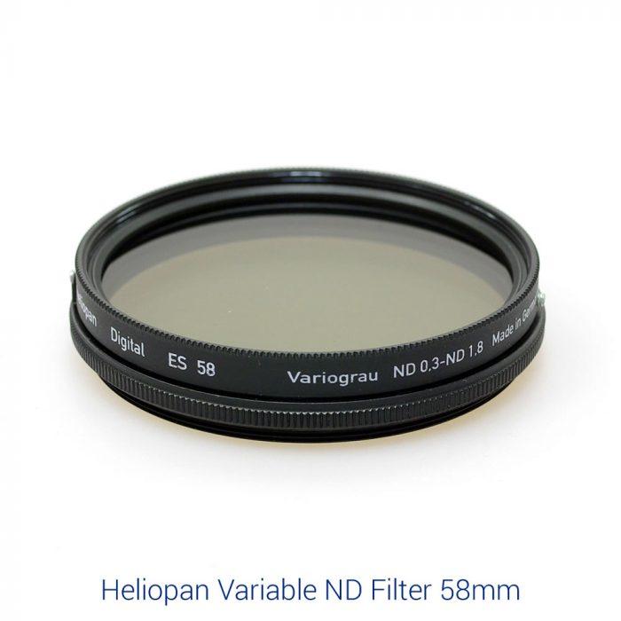 Heliopanvariablendfilter58