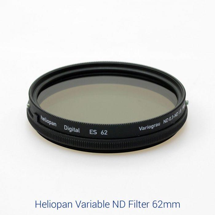 Heliopanvariablendfilter62