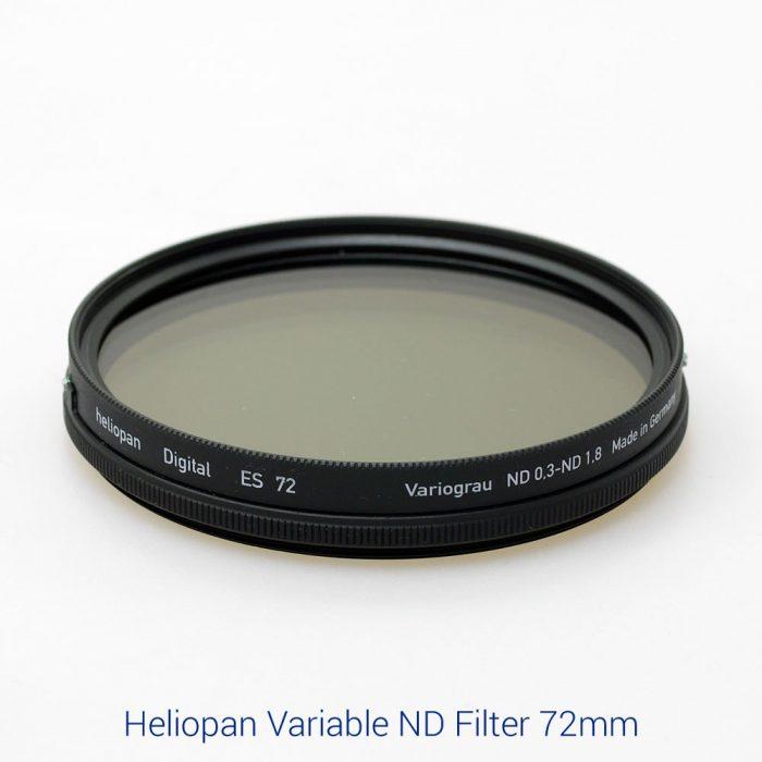 Heliopanvariablendfilter72