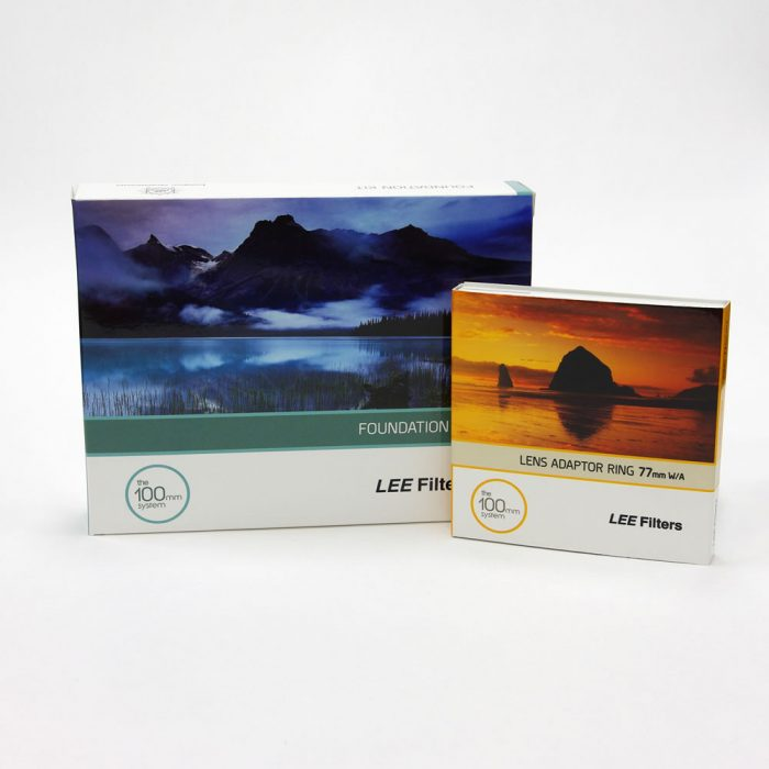 Lee Filters Foundation Holder Kit + Wide Adapter Ring