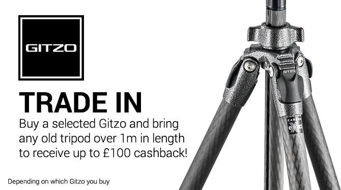 Gitzo Trade In Offer