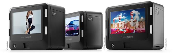 Phase One IQ3 50MP Digital Back