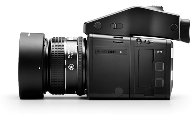 Phase One XF Camera System