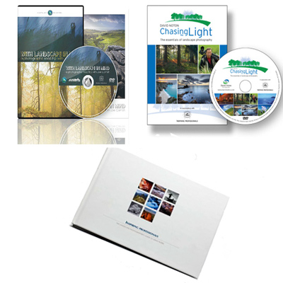 Lee Filters DVD & Book Bundle