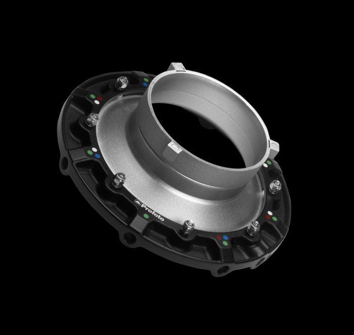Profoto rfi speedring adaptor for bowens 100504