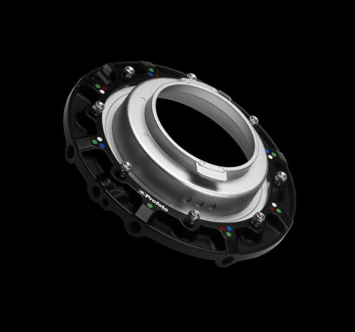Profoto rfi speedring adaptor for broncolor pulso 100507