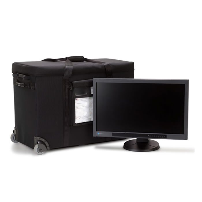 Tenba Transport Air Case with Wheels for Eizo 27-inch Display
