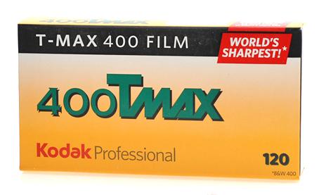 Kodak 400 Tmax
